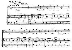 Vorrei dir, e cor non ho (Aria for Bass). W.A.Mozart: Cosi fan tutte, K.588, Vocal Score (H. Levi). UE (VA 1666), italian (originally germ-it), reprint from Breitkopf (1898) | eBooks | Sheet Music