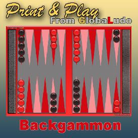 backgammon print and play