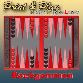 backgammon print and play