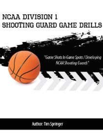 ncaa division 1 shooting guard drills