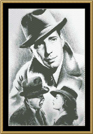 HOLLYWOOD GREATS Bogart