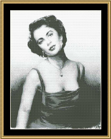 HOLLYWOOD GREATS Elizabeth Taylor
