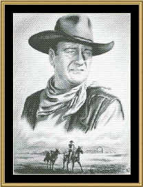 John Wayne - Captured