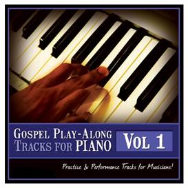 PlayAlongTrack Piano ForAlways CWinans D | Music | Gospel and Spiritual