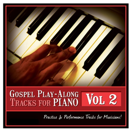 PlayAlongTrack Piano FullyCommitted F | Music | Gospel and Spiritual