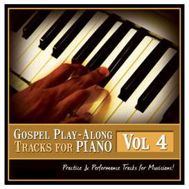 PlayAlongTrack Piano ILoveTheLord WHouston C-Db | Music | Gospel and Spiritual