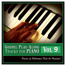 PlayAlongTrack Piano NeverWouldHaveMadeIt C | Music | Gospel and Spiritual