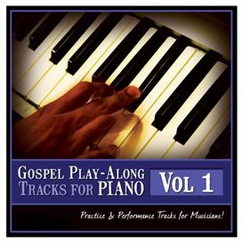 PlayAlongTrack Piano Psalm8 RichardSmallwood Dm | Music | Gospel and Spiritual