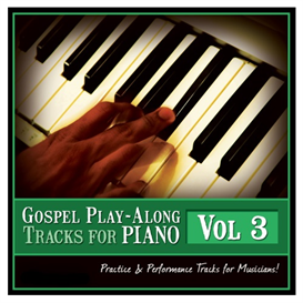 PlayAlongTrack Piano TakeMeToTheWater Gospel Db | Music | Gospel and Spiritual