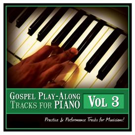 PlayAlongTrack Piano ThankYou RichardSmallwood F | Music | Gospel and Spiritual