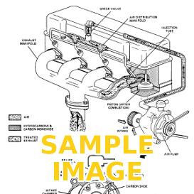 1992 geo metro repair / service manual software