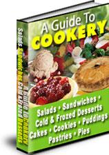 Discover the Secrets to Salads, Sandwiches, Cold and Frozen Desserts, Cakes, Cookies and Puddings!"