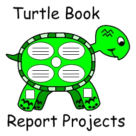 turtle book report project
