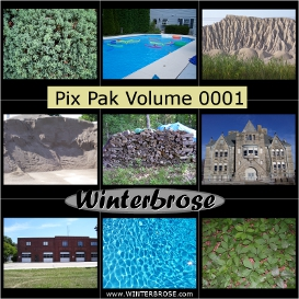 pix pak volume 0001