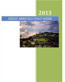 expat arrivals italy guide