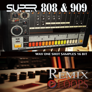 Super 808 & 909 | Music | Soundbanks