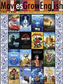 moviesgrowenglish whole-movie lessons, kool 4 kidz!