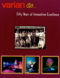 varian: 50 years of innovative excellence