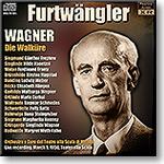 WAGNER Die Walkure, Furtwangler 1950, 16-bit Ambient Stereo FLAC | Music | Classical