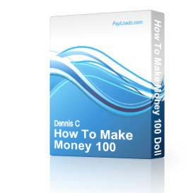 How To Make Money 100 Dollars Daily from CPA Lead