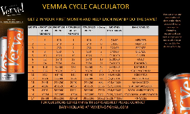 VEMMA BUSINESS CALCULATOR