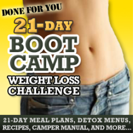 21 Day Belly Buster Nutrition Program & Boot Camp