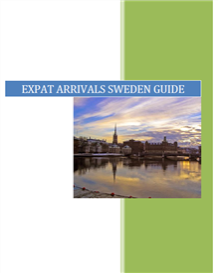 expat arrivals sweden guide