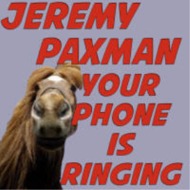 Jeremy Paxman (Newsnight)