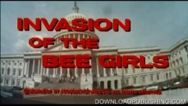 invasion of the bee girls - movie 1973 horror sci-fi download .mp4
