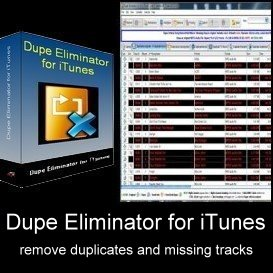 Dupe Eliminator for iTunes
