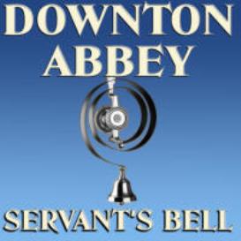 downton abbey servants bell