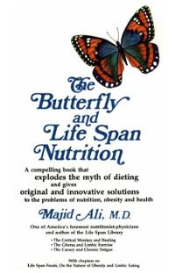 butterfly and life span nutrition - kindle
