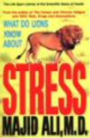 what do lions know about stress - kindle