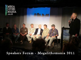 megalithomania 2011 speakers forum mp4