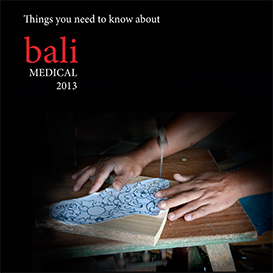 things you need to know about bali medical