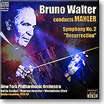 WALTER conducts Mahler Symphony No. 2 ''Resurrection'', 1958 stereo 24-bit FLAC