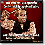 The Columbia Beethoven Centennial Symphony Series, Volume 1, mono 16-bit FLAC