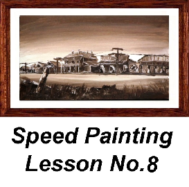 speed painting lesson 8