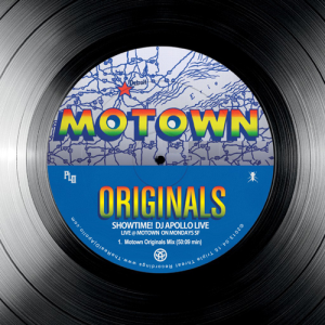 dj apollo - motown originals