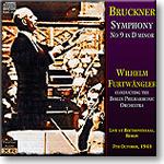 BRUCKNER 9th Symphony, Furtwangler 1944, 24-bit Ambient Stereo FLAC | Music | Classical