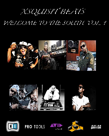 WELCOME TO THE SOUTH  Vol.1