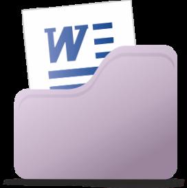 human resources folder