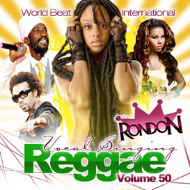 DJ RONDON - VOCAL SINGING REGGAE VOL 50
