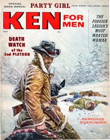 ken for men, may 1957 (complete issue)