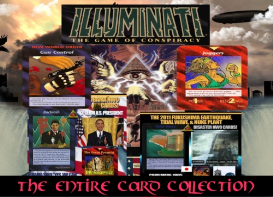 icg: entire collection of cards