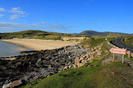 seilebost beach - isle of harris