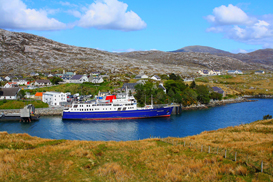 Hebridean princess - cruise ship