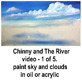 chinny and the river lesson 1
