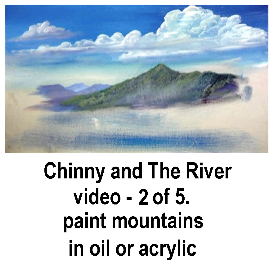 chinny and the river lesson 2
