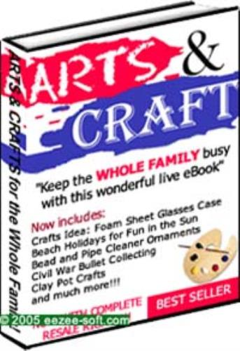 The ULTIMATE Hobbies, Art, and Craft Ebook for EVERYONE | eBooks | Arts and Crafts